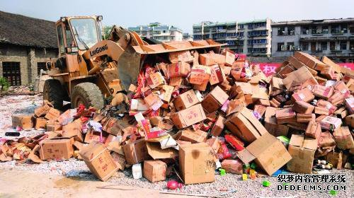 广州产品销毁